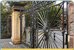 Gates Completed - Prince's Park Liverpool